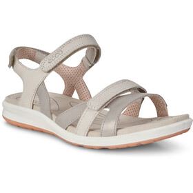 ECCO Cruise II Sandaalit Naiset, siver grey/gravel/rose dust